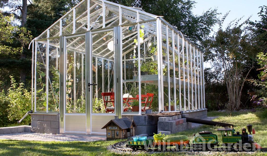 willab garden drivhus