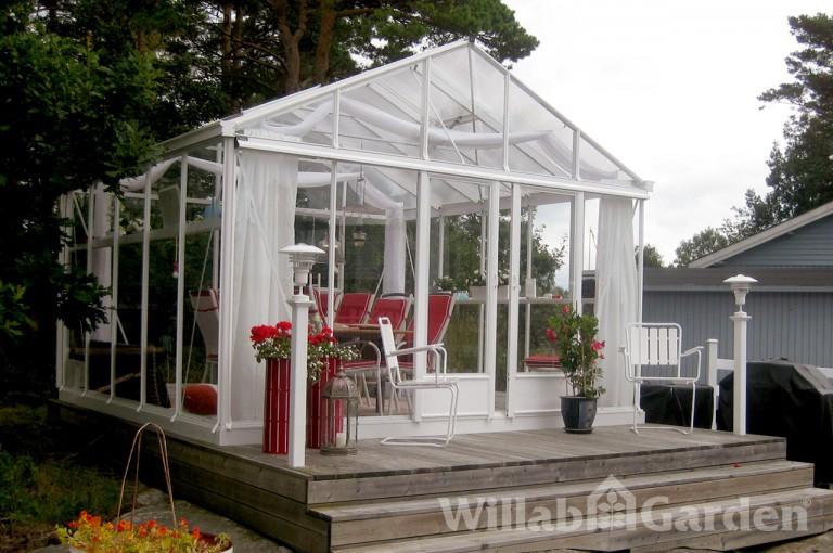 PLUS 5/ PLUS 6 - Ett riktigt stort och rymligt växthus