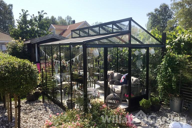 ETAGE - Växthus med karaktär och funkiskänsla
